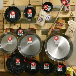 Paella cooking Ware